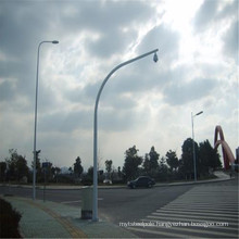 Steel Traffic Camera Pole with ISO Certificate
