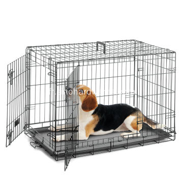 Cage de transport de chien