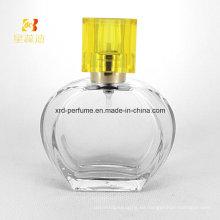 Envase cosmético de la botella cosmética de cristal de la botella de cristal