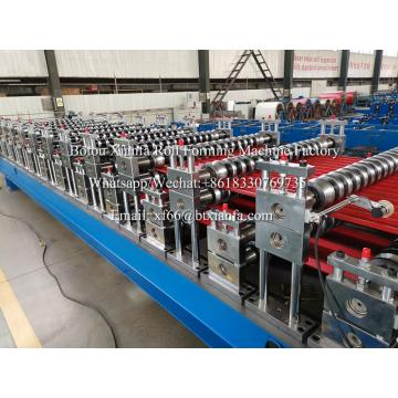 Type de support Double Deck Roll Form Machine