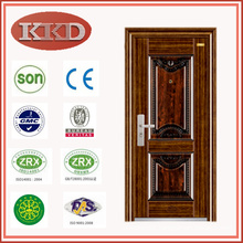 Steel Security Door KKD-304 for Residential Project in Egypt