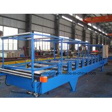 Machine de fabrication de sandwich automatique/ligne de machine à panneaux sandwich EPS