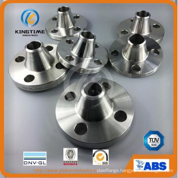 Stainless Steel Forged Flange Welding Neck Flange (KT0374)