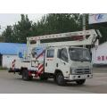 FORLAND Double Cabin 16m Hydraulic Arm Truck Sale