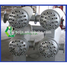 Controle automático do equipamento de esterilização para filtro de água antibacteriano hospitalar