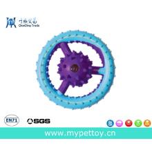 Резиновое кольцо с шариком с шипами