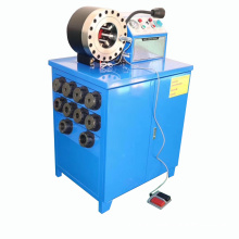 """1/4"""" up to 4"""" hot sale hydraulic hose crimping machine/ rubber pipe making machine/hose pressing machine"""