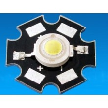 3W Red Color High Power LED Light