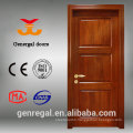 CE Approved Veneer fully Lacquered Wood Door