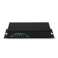 Commutateur Ethernet Gigabit POE 8 ports 1000Mbps 802.3af 15.4W passif