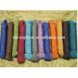 Multicolor hammock rope/starps