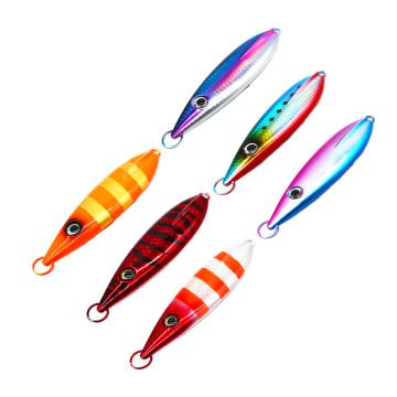 MJL001 новых разный вес рыболовные приманки искусственные приманки металла джиг приманки