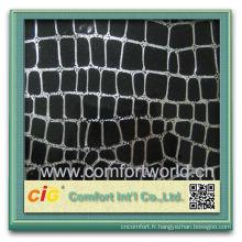 Top qualité nouvelle mode ningbo brevet synthétique en cuir fait à la main pour la couverture de siège