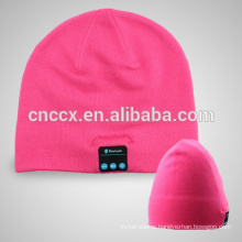 PK16C8005 Cashmere Beanie with wireless speaker