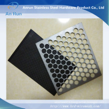 316 Stainless Steel Perforated Punching Hole Mesh