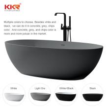 freestanding bathtub acrylic marble stone freestanding soaking tub
