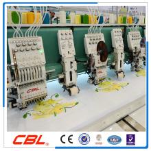 CBL 20 cabeças plana e gravação mista computadorizado máquina de bordar