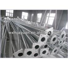steel round pole price