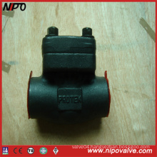 Thread Socket Welded Forged Steel Check Valve