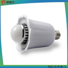 Luz de bulbo esperta controlada do smartphone de Smartphone com o orador sem fio de Bluetooth