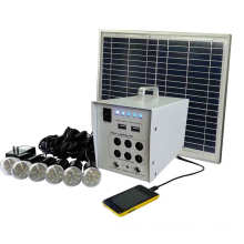 20w solar energy kits for home lighting