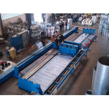 Machine d'enroulement de filament de tuyau de FRP ou de GRP ou ligne de Proudction
