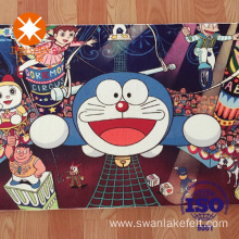 Customized Cartoon Design Indoor Floor Carpet