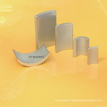 High Quality Custom Shape NdFeB Neodymium Permanent Magnet Ts16949
