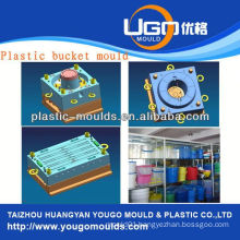 plastic injection carry basket mould injection basket mould in taizhou zhejiang china