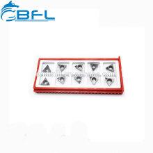 BFL CNC-Schneidewerkzeug-Hartmetalleinsätze für die Stahl- / Metallbearbeitung