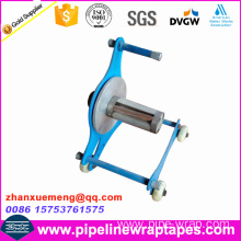 Xunda pipe wrapping machine for the oil gas pipe