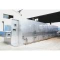 Máquina de secado de ajo de diferentes capacidades