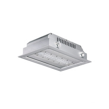 IP65 Waterproof 50W led gas station lamp with 7 years warranty
