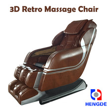 cheap massage chairs/deluxe 3d massage chair