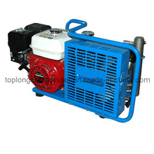 Compresor de alta presión del salto de la escafandra autónoma que comprime el compresor del Paintball (bx100p 5.5HP)
