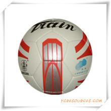 Bolas de futebol costurada máquina /TPU para promoção
