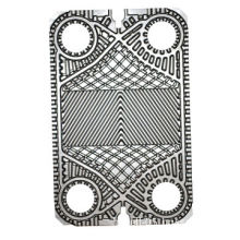 Heat exchanger plates, made of stainless steel 304, 316 or titanium