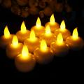 bougies de batterie led flottantes sans flamme