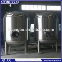 Largement le réservoir de stockage traitant et les réservoirs d'acier inoxydable de nouvelle condition à vendre