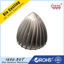 Carcaça do diodo emissor de luz Die Die Casting produtos fabricados na China