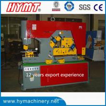 Q35Y-25 alta precisión hidráulica hierro trabajador ángulo de corte de acero de la máquina