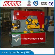 Q35Y-25 high precision hydraulic iron worker angle steel cutting machine