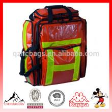 Большой рюкзак Красный травма,аварийный рюкзак,медицинская сумка, медицинский рюкзак,аптечка, рюкзак