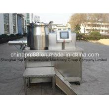 Granulateur rapide pharmaceutique de mélangeur de cisaillement élevé (série de GHL)