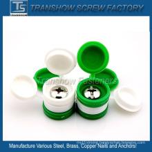 M3-M6 Screw Kit Plastic Screw Caps