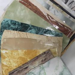 PVC Marble Design Vinyl Film For Decor