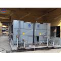 Tour de refroidissement d'échangeur de chaleur de rendement élevé