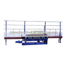 Glass straight line beveling machine