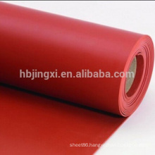 1mm Red silicon sheet for transformer