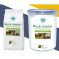 Aditivo alimentario mixto potenciador muscular para ganadería